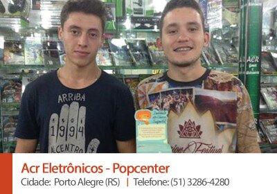 Acr Eletronicos - Popcenter