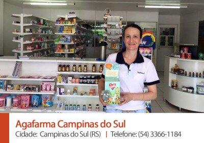 Agafarma Campinas do Sul
