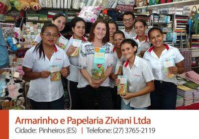 Armarinho e Papelaria Ziviani Ltda 1