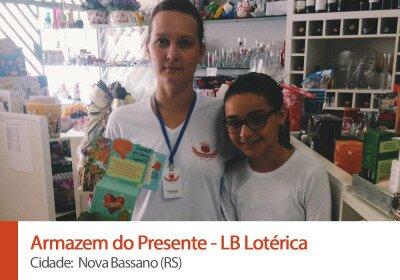 Armazem do Presente - LB Loterica