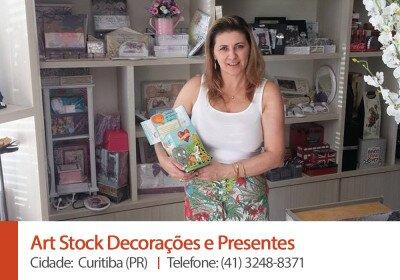 Art Stock Decorações e Presentes
