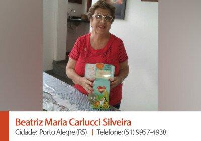 Beatriz Maria Carlucci Silveira
