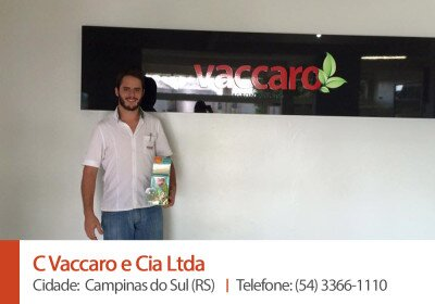 C Vaccaro e Cia Ltda