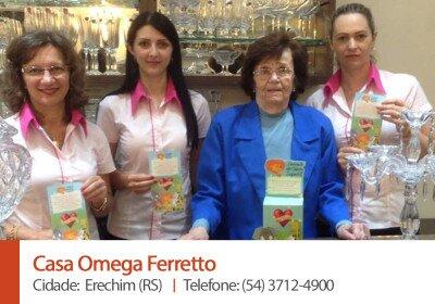 Casa Omega Ferretto