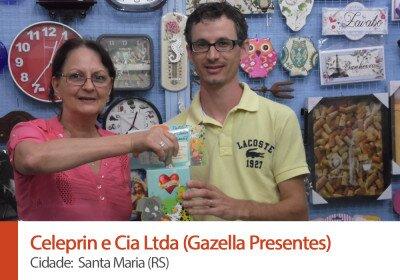 Celeprin e Cia Ltda (Gazella Presentes) 2