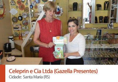 Celeprin e Cia Ltda (Gazella Presentes) 3