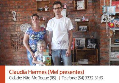 Claudia Hermes (Mel presentes)