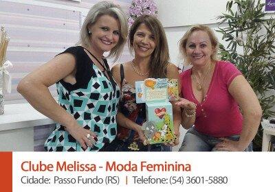 Clube Melissa - Moda Feminina