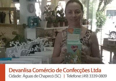 Devanlisa Comercio de Confeccoes Ltda