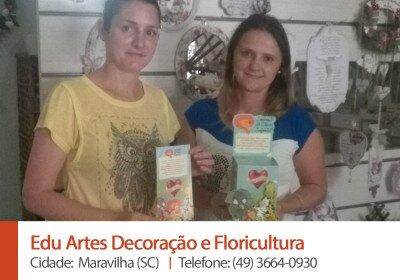 Edu Artes Decoracao e Floricultura