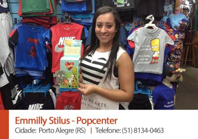 Emmilly Stilus - Popcenter