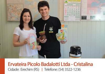 Ervateira Picolo Badalotti Ltda - Cristalina