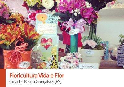 Floricultura Vida e Flor