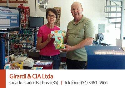 Girardi & CIA Ltda