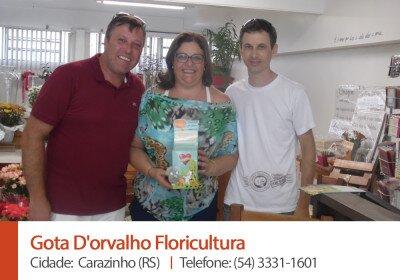 Gota D'orvalho Floricultura