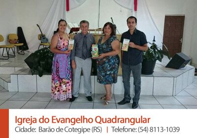 Igreja do Evangelho Quadrangular 4