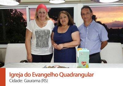 Igreja do Evangelho Quadrangular - Gaurama