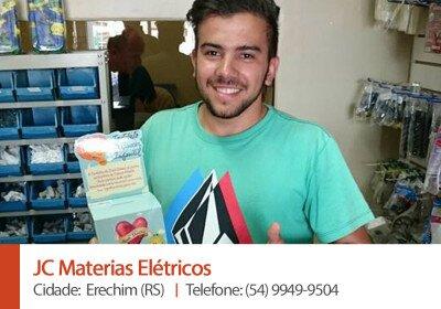 JC Materias Eletricos