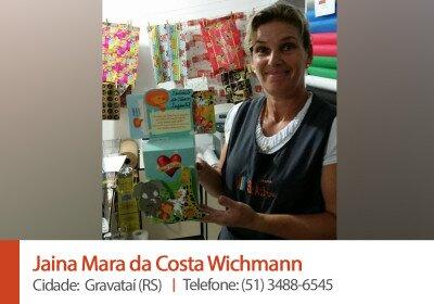 Jaina Mara da Costa Wichmann
