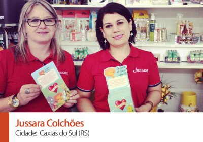 Jussara Colchoes