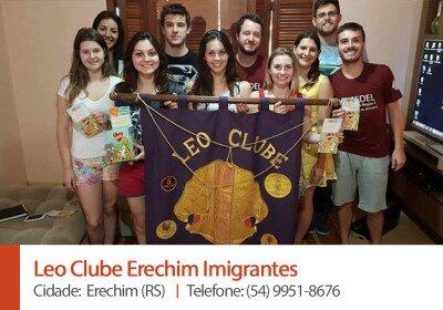 Leo Clube Erechim Imigrantes