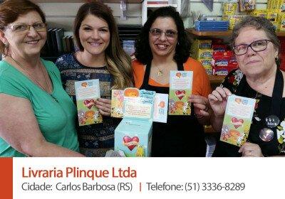 Livraria Plinque Ltda