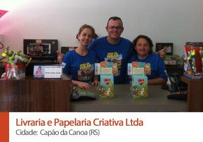 Livraria e Papelaria Criativa Ltda