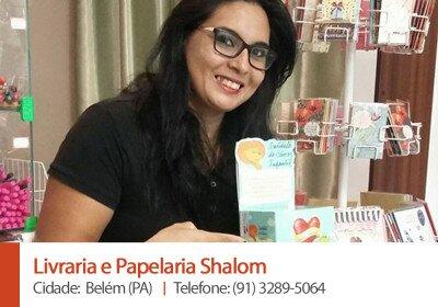 Livraria e Papelaria Shalom