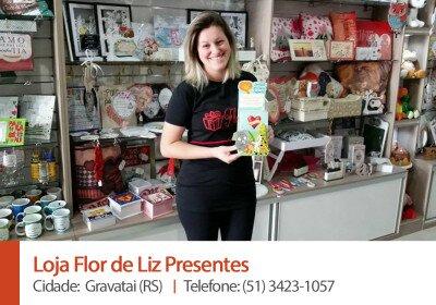 Loja Flor de Liz Presentes