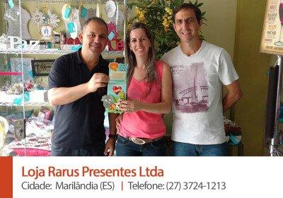 Loja Rarus Presentes Ltda