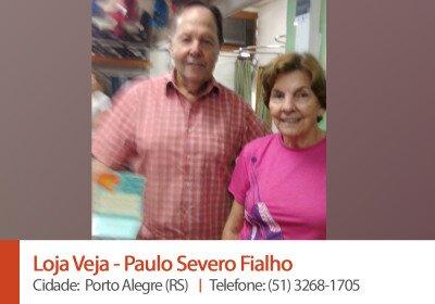 Loja Veja - Paulo Severo Fialho