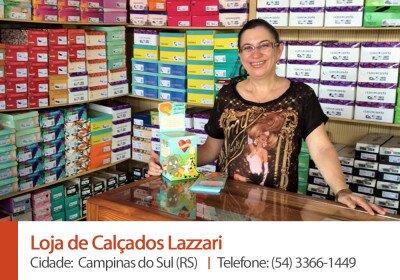 Loja de Calcados Lazzari