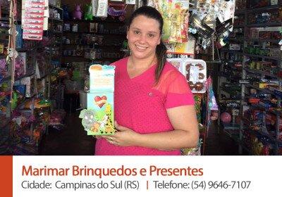 Marimar Brinquedos e Presentes