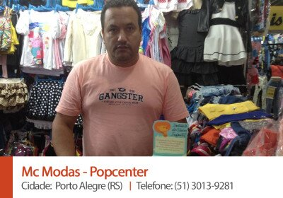 Mc Modas - Popcenter