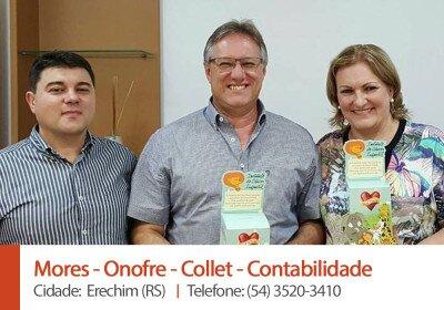 Mores - Onofre - Collet - Contabilidade