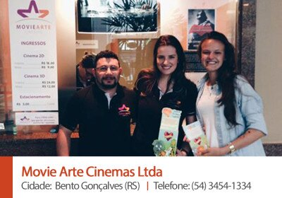 Movie Arte Cinemas Ltda