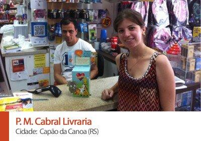 P. M. Cabral Livraria