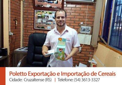 Poletto Exportação e Importação de Cereais