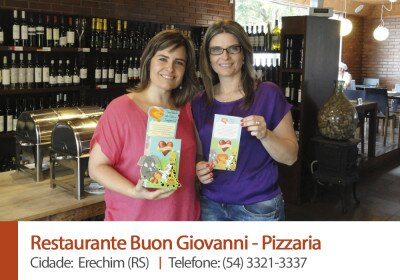 Restaurante Buon Giovanni - Pizzaria