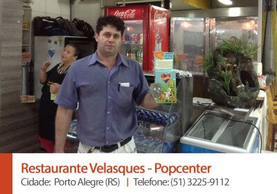 Restaurante Velasques - Popcenter