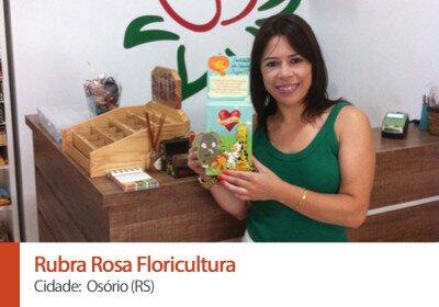 Rubra Rosa Floricultura