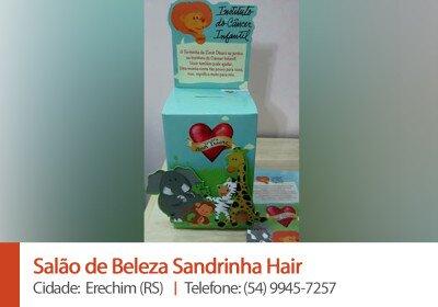 Salao de Beleza Sandrinha Hair
