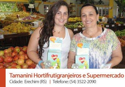 Tamanini - Hortifrutigranjeiros e Supermercado