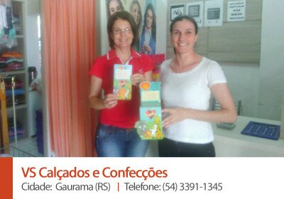 VS Calcados e Confeccoes
