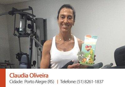 Claudia Oliveira 2