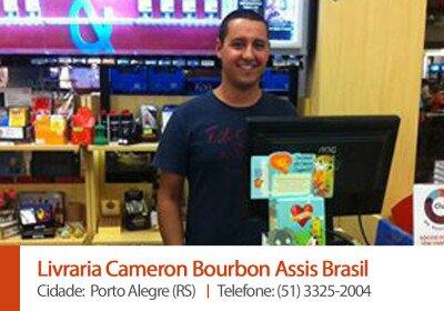 Livraria-Cameron-Bourbon-Assis-Brasil